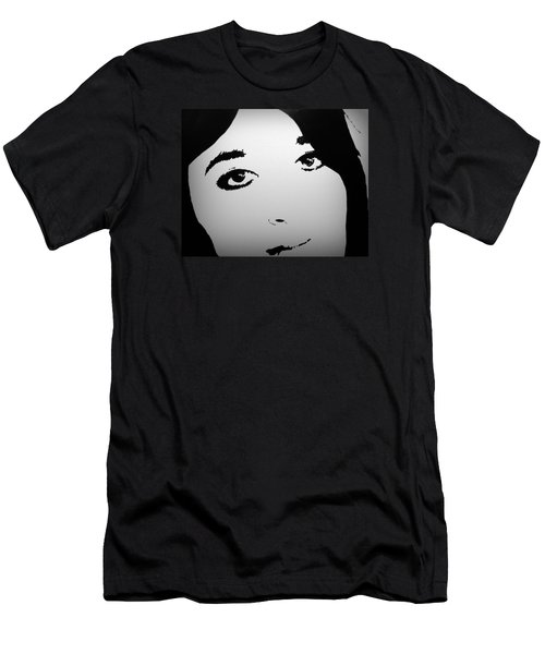 Do You See Me Men's T-Shirt (Slim Fit) by Theresa Marie Johnson
