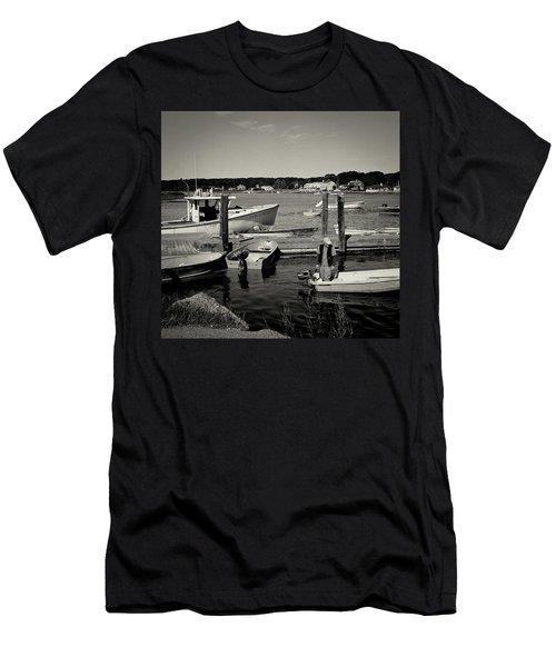 Dock Work Men's T-Shirt (Athletic Fit)
