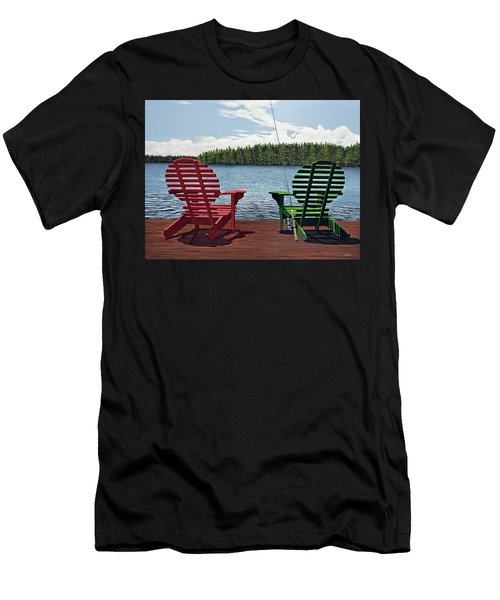 Dockside Men's T-Shirt (Athletic Fit)