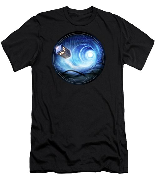 Doctor Who Men's T-Shirt (Athletic Fit)