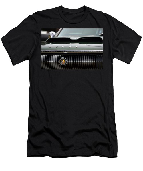 Dodge Charger Hood Men's T-Shirt (Slim Fit) by Dean Ferreira