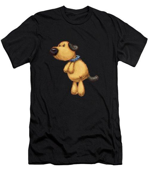 dog Men's T-Shirt (Athletic Fit)