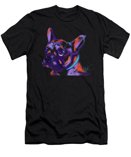 Dog Reggie Men's T-Shirt (Athletic Fit)