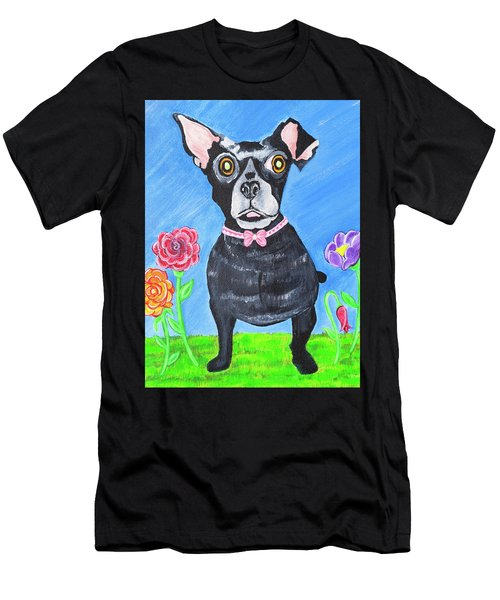 Doggone Delightful Men's T-Shirt (Athletic Fit)