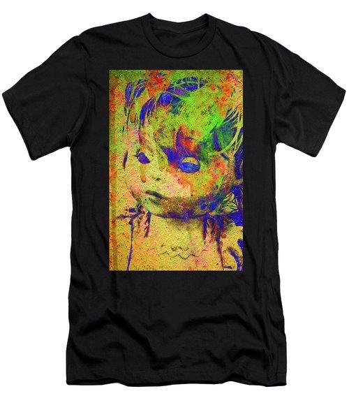 Doll Q1 Men's T-Shirt (Athletic Fit)