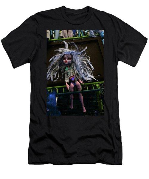 Doll X2 Men's T-Shirt (Athletic Fit)