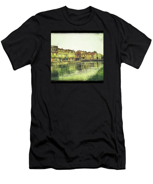 Dolo In The Morning Men's T-Shirt (Athletic Fit)