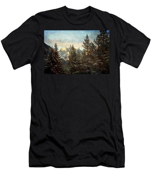 Dolomiti Men's T-Shirt (Athletic Fit)
