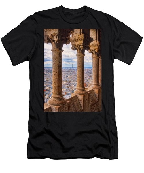 Men's T-Shirt (Athletic Fit) featuring the photograph Dome Views by Darren White
