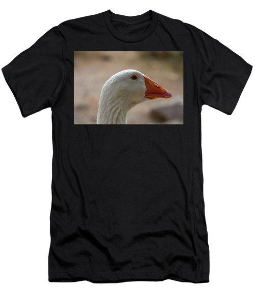 Domestic Goose Men's T-Shirt (Athletic Fit)