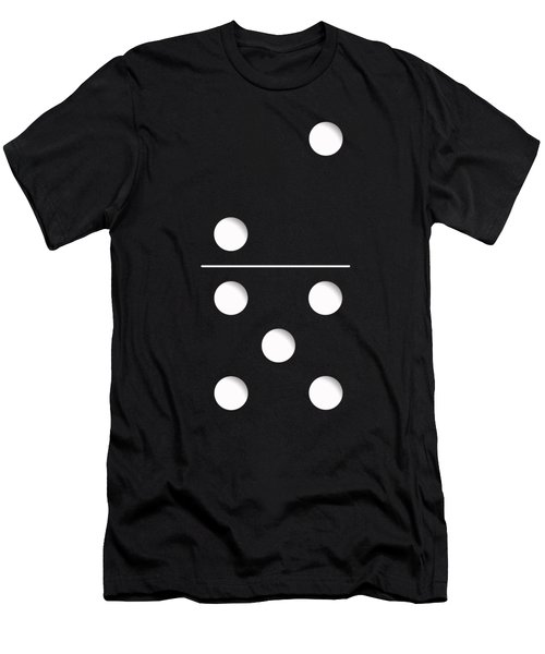 Domino Case Men's T-Shirt (Athletic Fit)