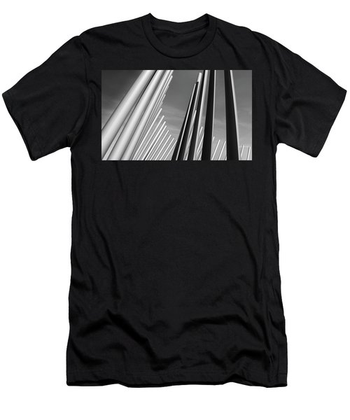 Domino Effect Men's T-Shirt (Athletic Fit)