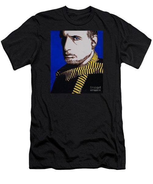 Donald Fagan Men's T-Shirt (Athletic Fit)