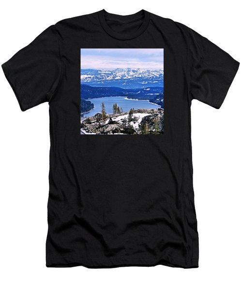 Donner Lake Men's T-Shirt (Athletic Fit)