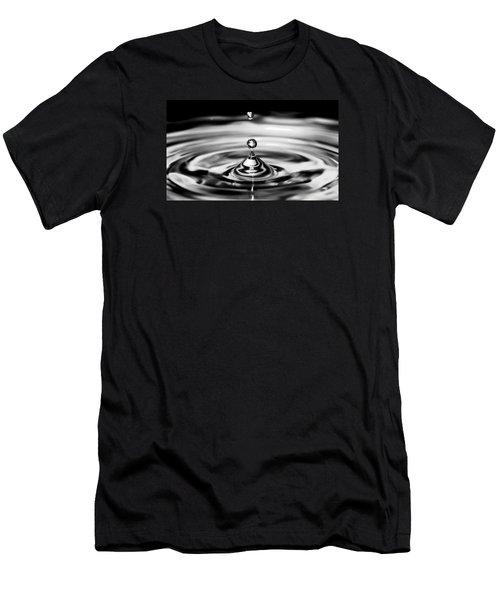 Don't Breathe Men's T-Shirt (Athletic Fit)