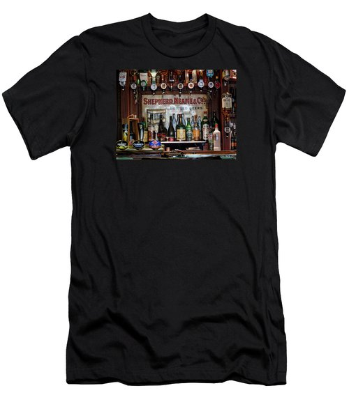 Don't Drink And Drive Men's T-Shirt (Athletic Fit)