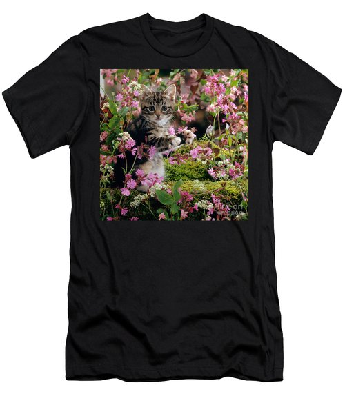 Don't Pick The Flowers Men's T-Shirt (Athletic Fit)
