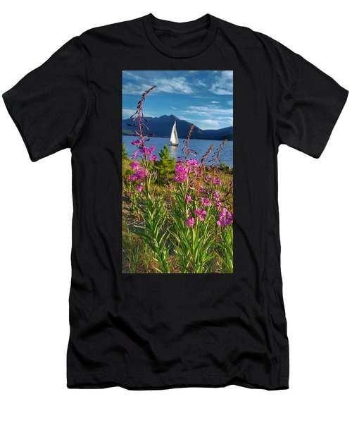 Don't Rush A Good Thing Men's T-Shirt (Athletic Fit)