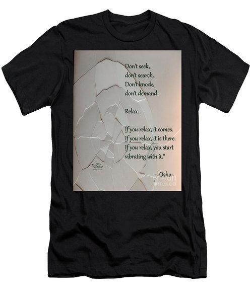 Don't Seek Men's T-Shirt (Athletic Fit)