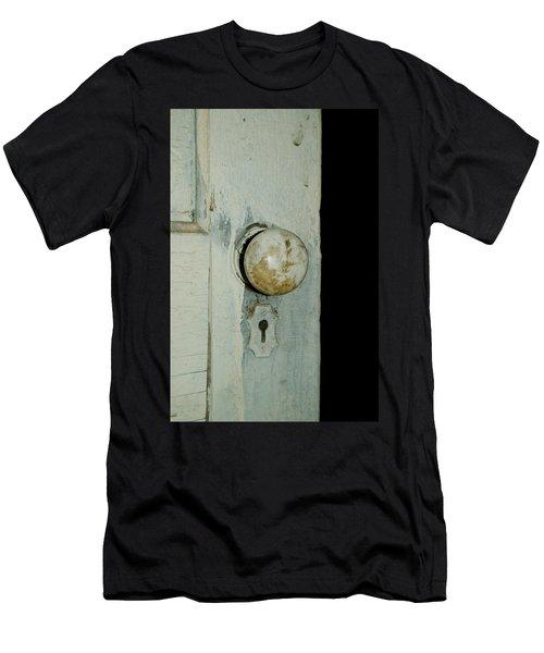 Door Is Open Men's T-Shirt (Athletic Fit)