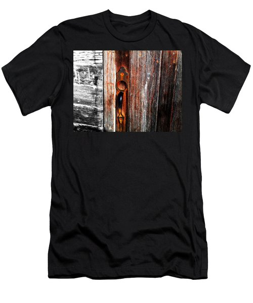 Door To The Past Men's T-Shirt (Athletic Fit)