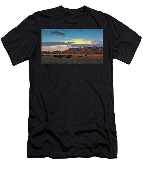 Dos Cabezos Sunset Serenity Men's T-Shirt (Athletic Fit)