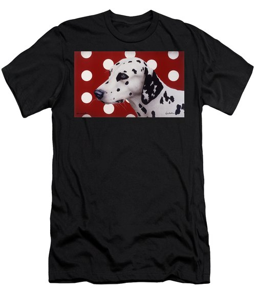 Dots And Spots... Men's T-Shirt (Athletic Fit)