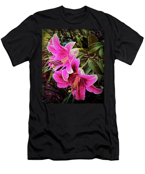 Double Beauty Men's T-Shirt (Athletic Fit)