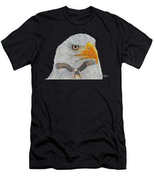 Double Eagle Men's T-Shirt (Athletic Fit)
