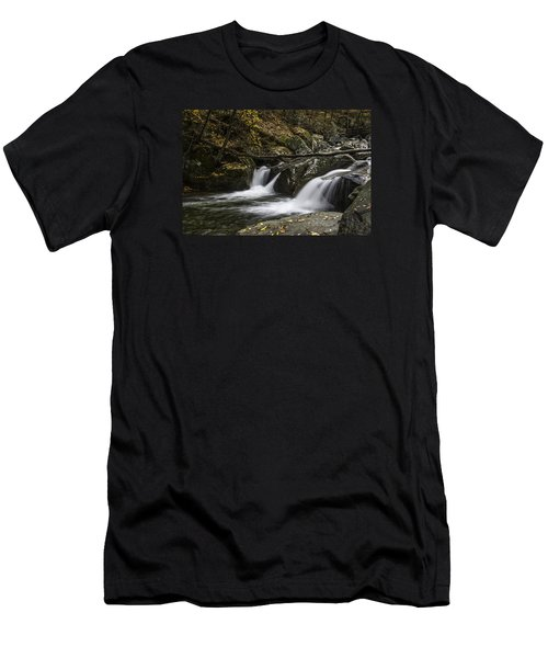 Double Flow Men's T-Shirt (Athletic Fit)