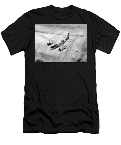 Douglas A-26 Invader Men's T-Shirt (Athletic Fit)
