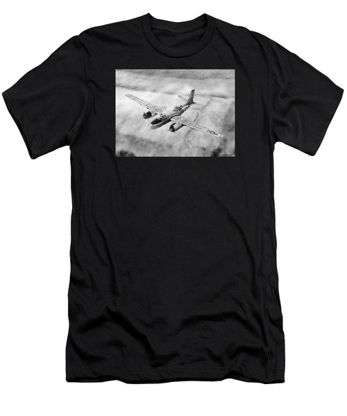 Douglas A-26 Invader Men's T-Shirt (Athletic Fit)
