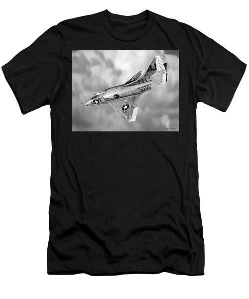 Douglas A-4c Skyhawk Men's T-Shirt (Athletic Fit)