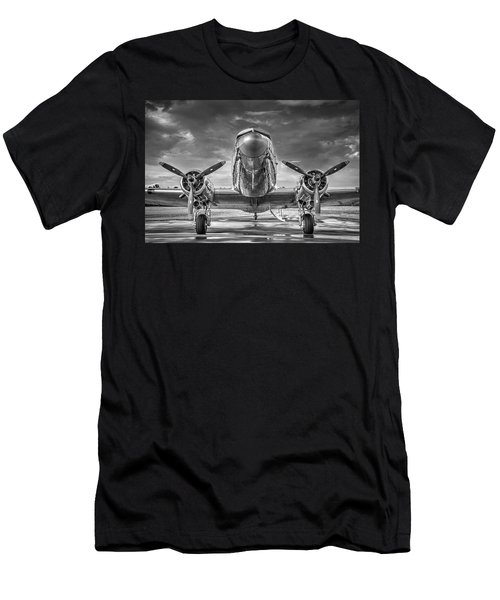 Douglas Dc3 Men's T-Shirt (Athletic Fit)