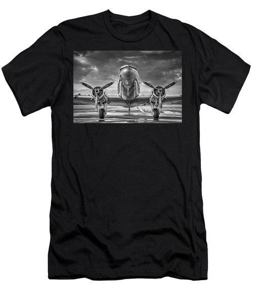 Douglas Dc3 Men's T-Shirt (Athletic Fit)