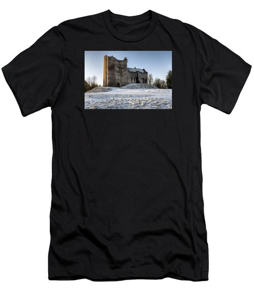 Doune Castle In Central Scotland Men's T-Shirt (Athletic Fit)