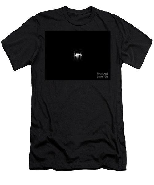Down Men's T-Shirt (Athletic Fit)
