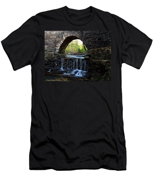 Down In The Park Men's T-Shirt (Athletic Fit)