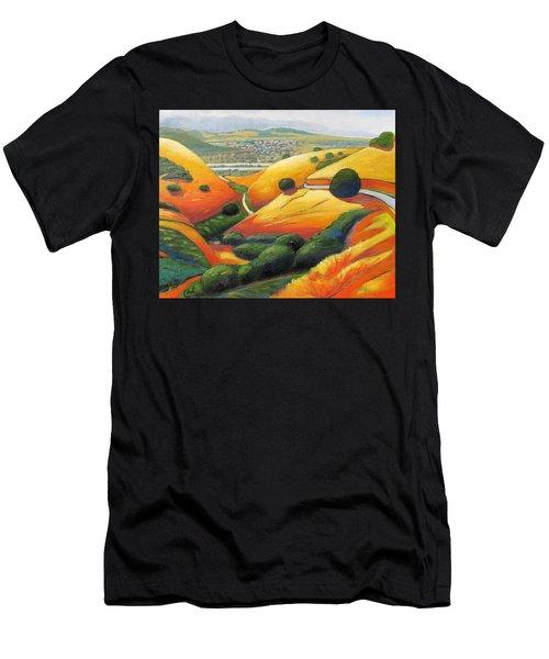 Down Metcalf Road Men's T-Shirt (Athletic Fit)