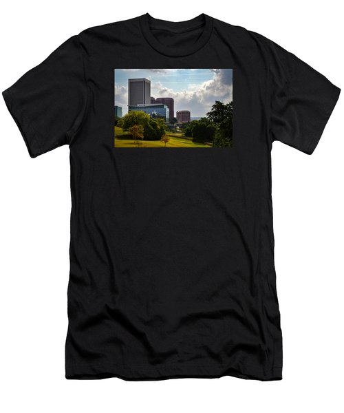 Downtown Beauty Men's T-Shirt (Athletic Fit)
