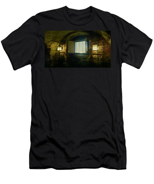 Downtown Dungeon Men's T-Shirt (Athletic Fit)