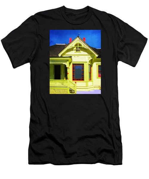 Dr. Clark's House 2 Men's T-Shirt (Athletic Fit)