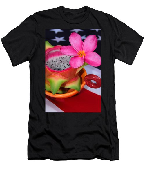 Dragon Fruit Men's T-Shirt (Athletic Fit)