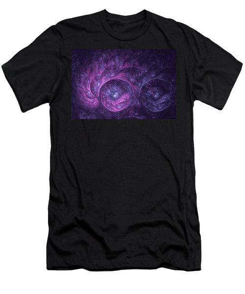 Dragon Nebula Reloaded Men's T-Shirt (Athletic Fit)