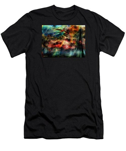 Dragon Realms Vi Men's T-Shirt (Athletic Fit)