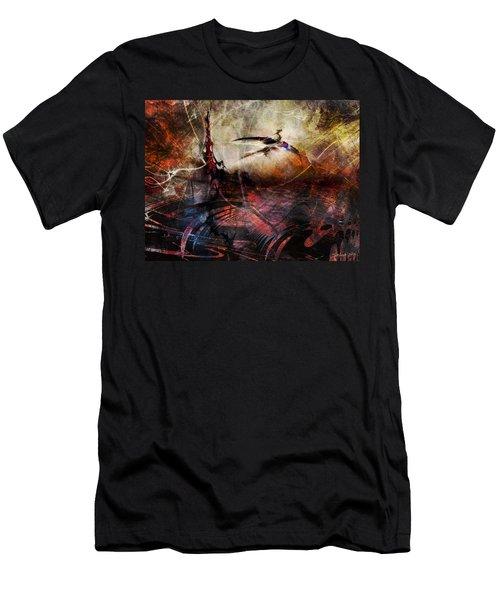 Dragon Realms Vii Men's T-Shirt (Athletic Fit)