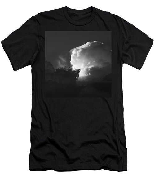 Drama In A Western Sky Men's T-Shirt (Athletic Fit)