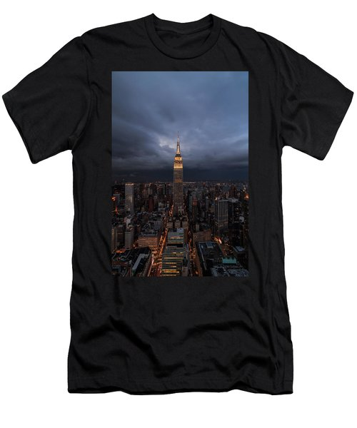 Drama In The City  Men's T-Shirt (Athletic Fit)