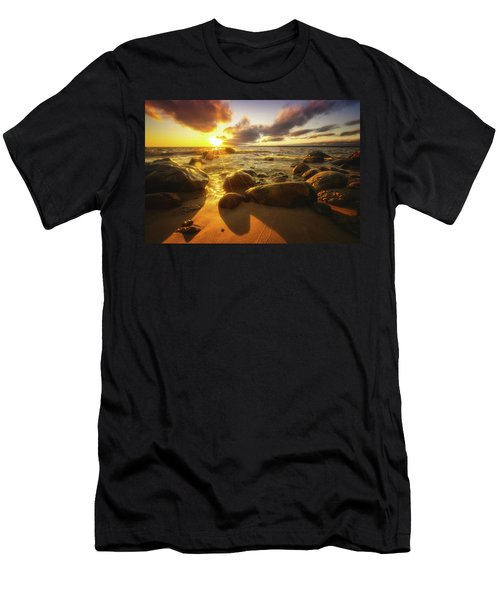 Drama On The Horizon Men's T-Shirt (Athletic Fit)