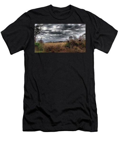 Dramatic Landscape Men's T-Shirt (Athletic Fit)